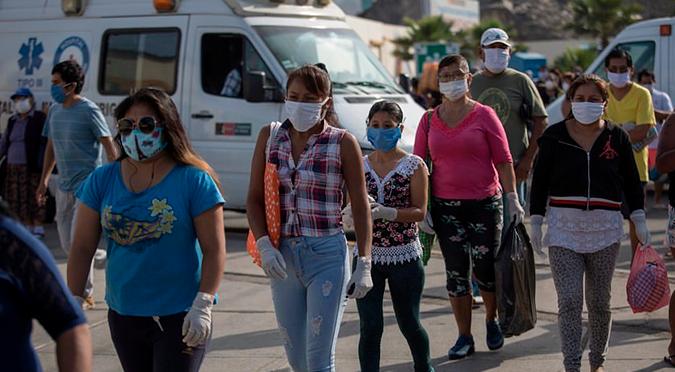 Coronavirus en Perú: cifra de infectados aumenta a 47 372