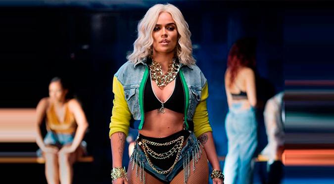 """Karol G lanza nueva versión del video de """"Tusa"""" desde casa   VIDEO"""