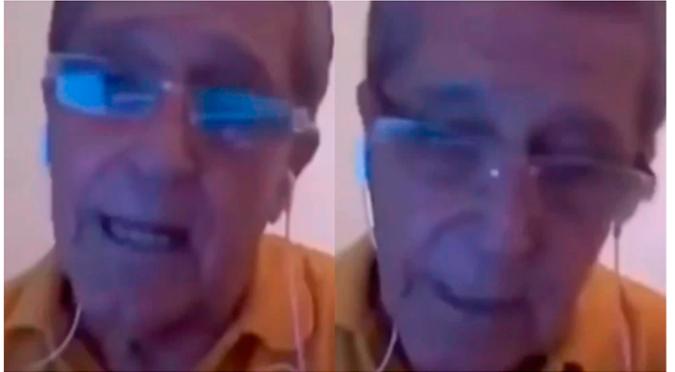 "Profesor es víctima de cruel broma durante una clase virtual: ""Profe, apriete Alt + F4"" | VIDEO"