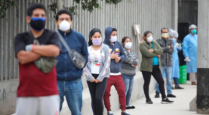 Coronavirus en Perú: casos por COVID-19 aumentan a 84 495