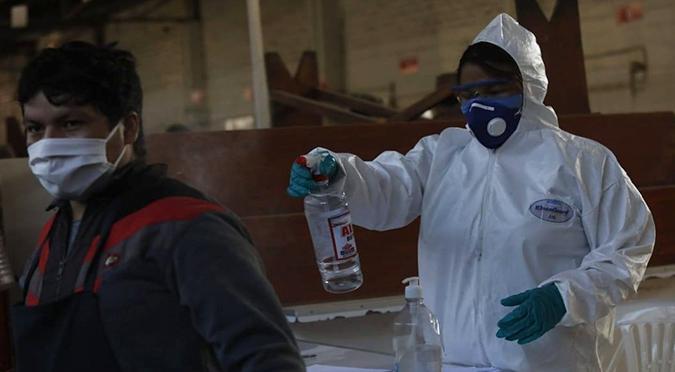Coronavirus en Perú: casos por COVID-19 aumentan a 99 483