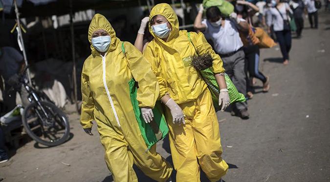 Coronavirus en Perú: casos por COVID-19 aumentan a 123 979