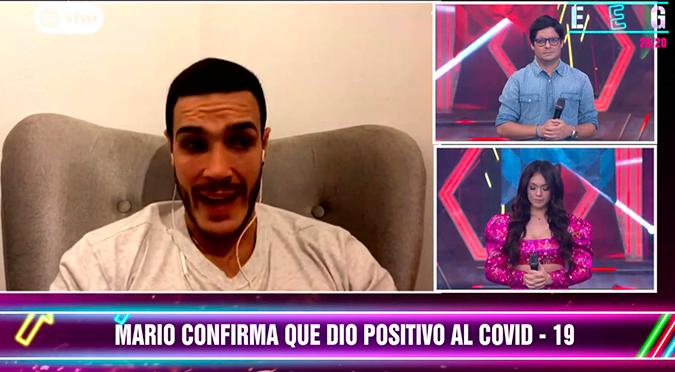 Esto es Guerra: Mario Irivarren contrajo el COVID-19 y no participará en el programa | VIDEO