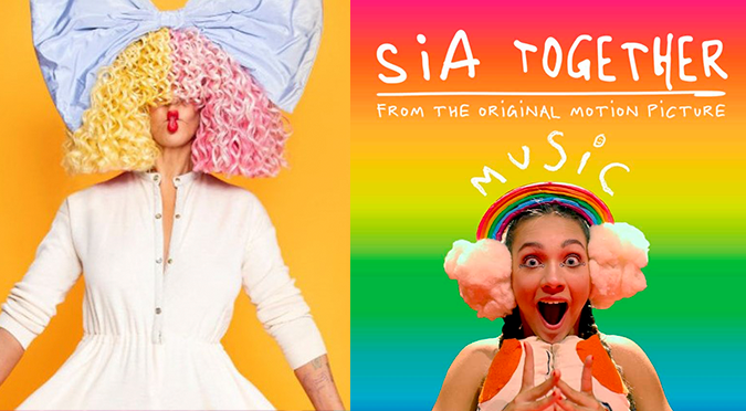 "Sia estrena su nuevo sencillo ""Together"" 
