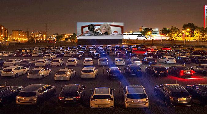 Cine | Se anunció la inauguración de dos autocinemas en Lima