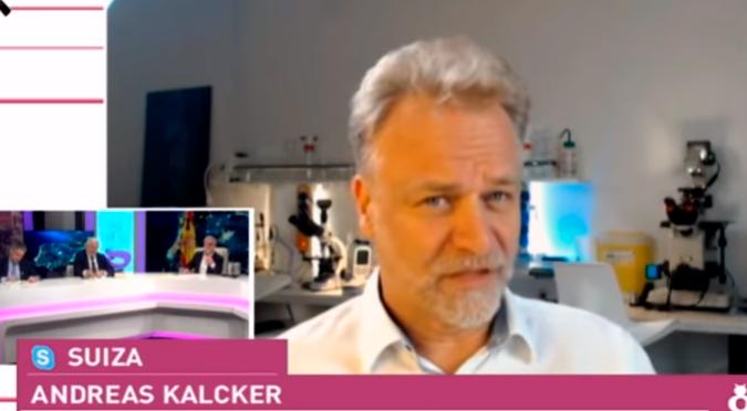 Científico asegura tener la cura contra el COVID-19 | VIDEO