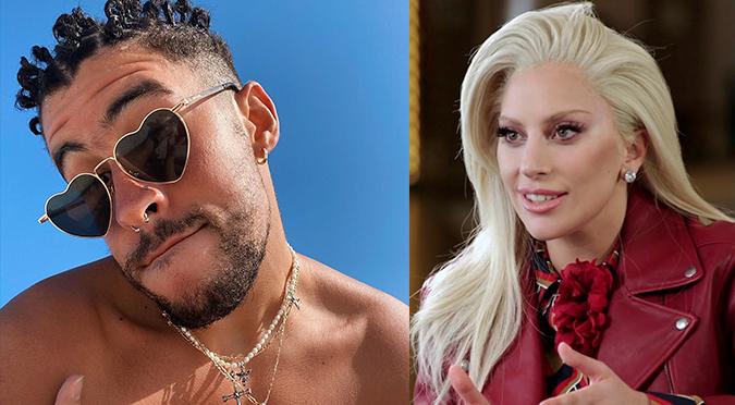 Bad Bunny es criticado por mencionar a Lady Gaga en el tema 'Hasta que Dios diga'