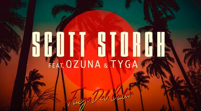 "Scott Storch estrena ""Fuego del Calor"" ft. Ozuna & Tyga 