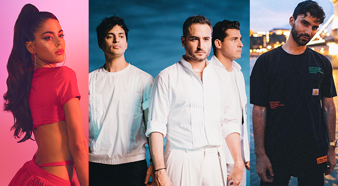 "Tini y Reik se unen a DJ R3hab para estrenar ""Bésame (I Need You)"" 
