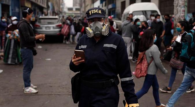 Coronavirus en Perú: casos por COVID-19 aumentan a 214 788