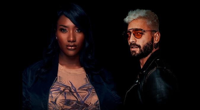 Aya Nakamura y Maluma estrenan 'Djadja' Remix   LYRIC VIDEO