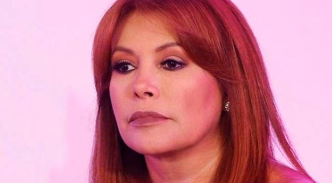 """Magaly Medina niega discriminar a Edison Flores: """"Quieren poner en mi boca palabras que no he dicho"""""""
