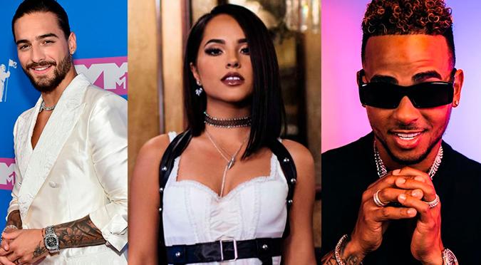 Maluma, Becky G, Ozuna y Nicky Jam participarán en el nuevo álbum de los Black Eyed Peas