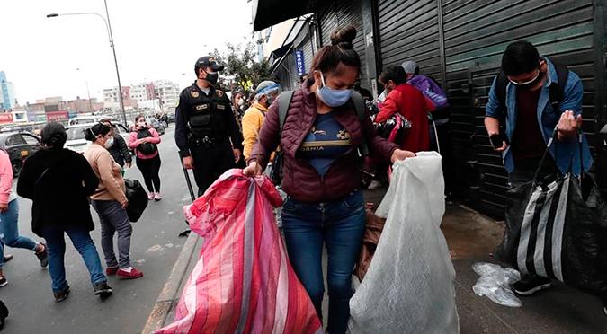 Coronavirus en Perú: casos por COVID-19 aumentan a 240 908
