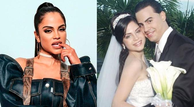 """Natti Natasha luego de difusión de fotografía de su boda: """"Me casé a los 21, me divorcié y seguí con mi vida"""""""