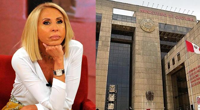 Laura Bozzo responde críticas y explica por qué dijo que fue ministra de Cultura en Perú | VIDEO