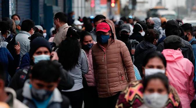 Coronavirus: Perú desplaza a Italia y se convierte en séptimo en el mundo