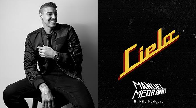 Manuel Medrano estrena 'Cielo' junto a Nile Rodgers | VIDEO