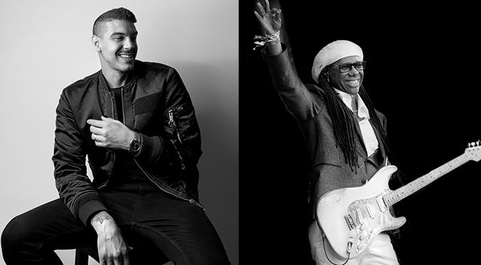 Manuel Medrano confirma el lanzamiento de una nueva canción en colaboración con el icónico Nile Rodgers