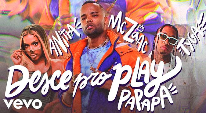 Anitta recibe el alta médica por trombosis y lo celebra con una nueva canción con el rapero Tyga y MC Zaac | VIDEO