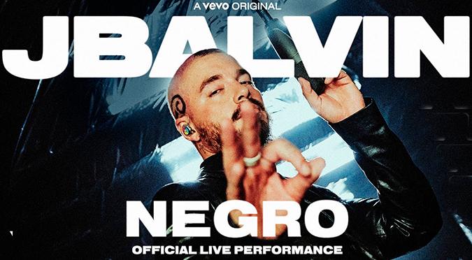 J Balvin estrena videoclip 'Negro' y revela que está 'cerrando el capítulo de colores' | VIDEO