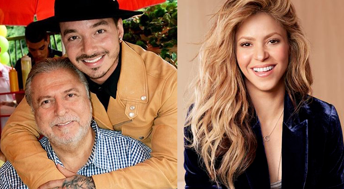 Papá de J Balvin aviva la polémica con Shakira: 'Si no hubiese hecho reggaetón, ya estaría apagada'