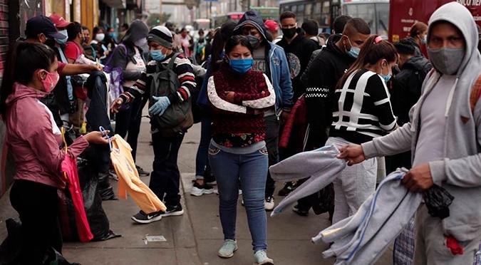 Coronavirus en Perú: casos por COVID-19 aumentan a 288 477
