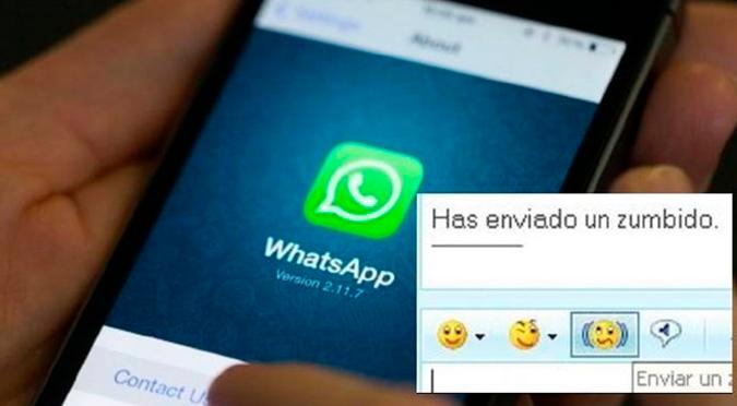 WhatsApp podría agregar la opción de 'zumbido' en sus chats