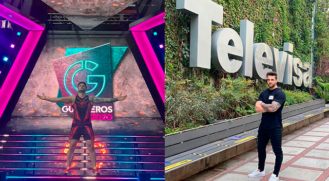 Nicola Porcella estudiará actuación en Televisa: 'Quiero hacer una carrera en México'