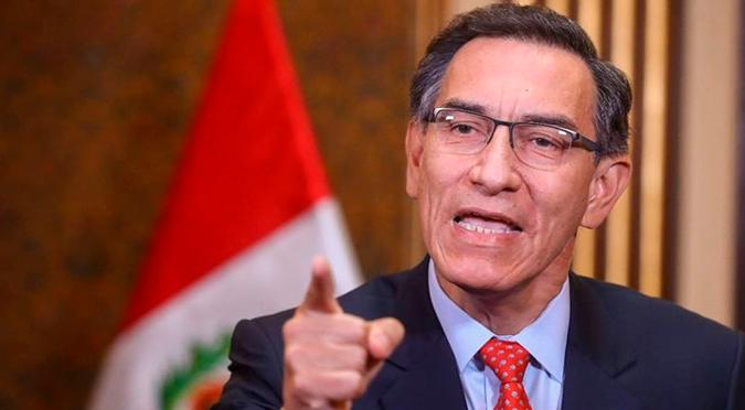 Martín Vizcarra convoca a elecciones generales para el 11 de abril del 2021