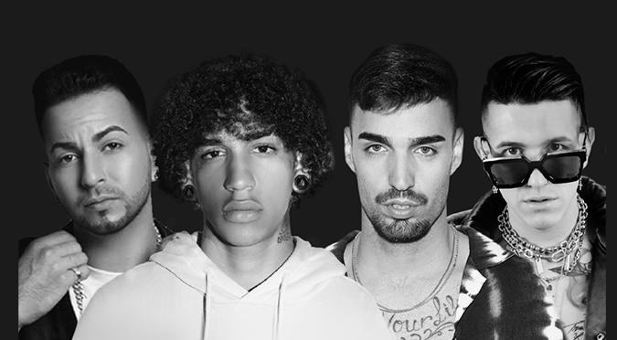 "Micro TDH lanza ""Dime Cuantas Veces Remix"" junto a Lenny Tavárez, Justin Quiles y Rels B"