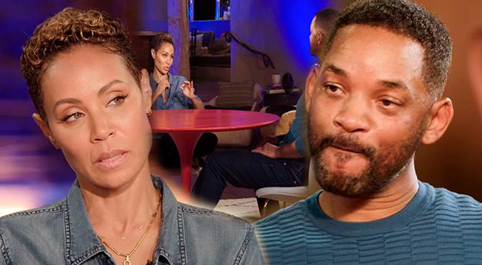 Will Smith: Esposa le confiesa que le fue infiel con amigo de su hijo