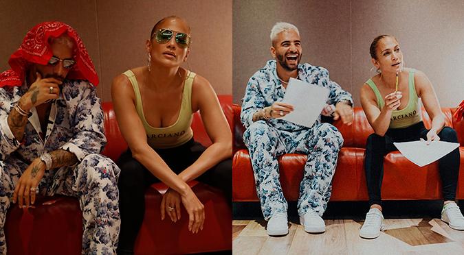 Maluma y Jennifer Lopez están grabando una de las colaboraciones más esperadas