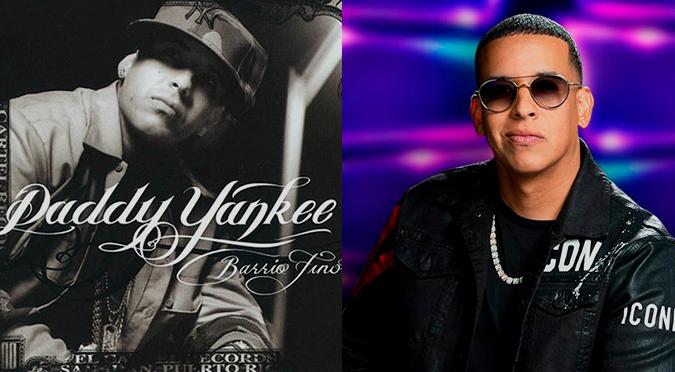 """Daddy Yankee celebra que su álbum """"Barrio Fino"""" cumplió 16 años desde su lanzamiento"""