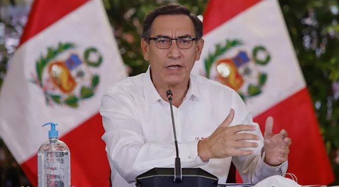 Coronavirus en Perú: Martín Vizcarra descarta regreso a una cuarentena por COVID-19 en el país