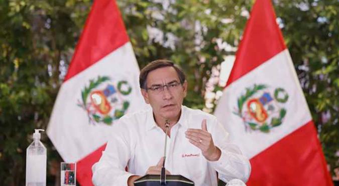 Coronavirus en Perú: Martín Vizcarra anuncia intervención a la región Arequipa por aumento de casos COVID-19