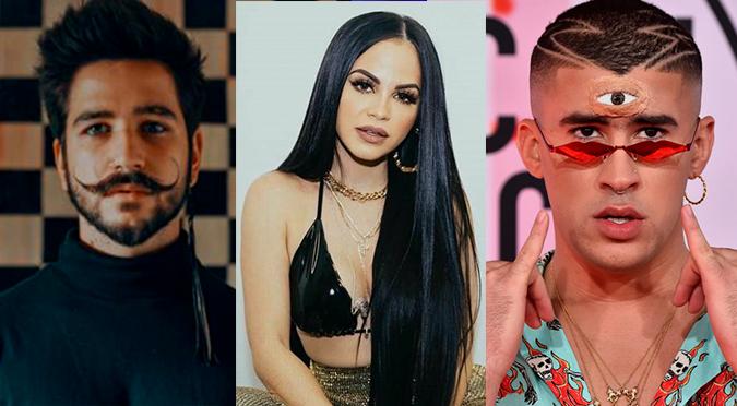 Camilo, Natti Natasha, Bad Bunny y más artistas participarán en los Premios Juventud 2020
