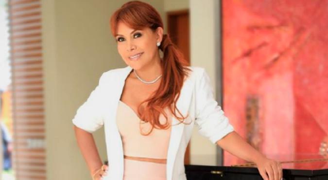 Magaly Medina anunció la fecha oficial de su regreso a la pantalla chica
