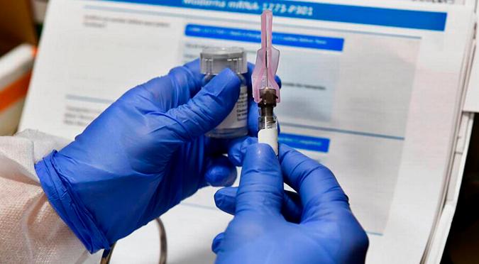 Coronavirus: EE.UU. dice que efectividad de vacuna contra el COVID-19 podría conocerse antes de noviembre