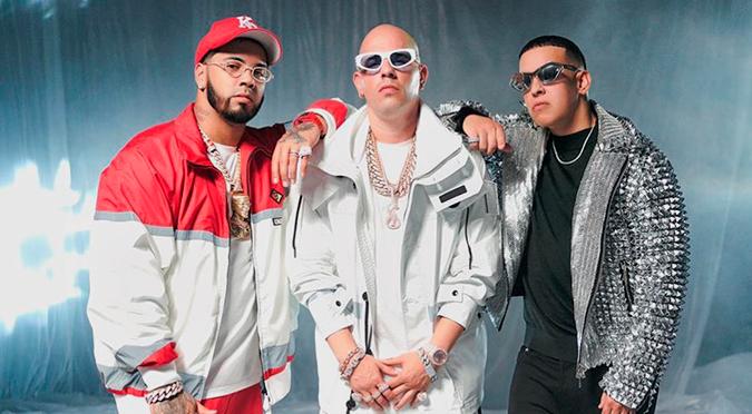 Anuel AA anunció nueva colaboración junto a Daddy Yankee y Kendo Kaponi