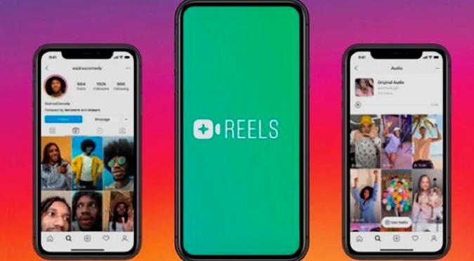 Facebook lanza producto similar a TikTok dentro de Instagram