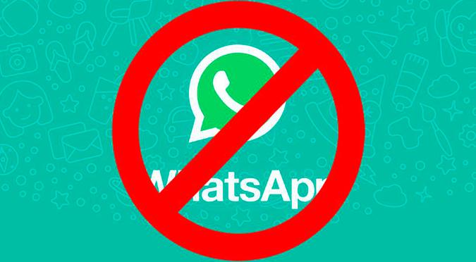 WhatsApp bloquea de por vida tu cuenta si usas estas palabras prohibidas