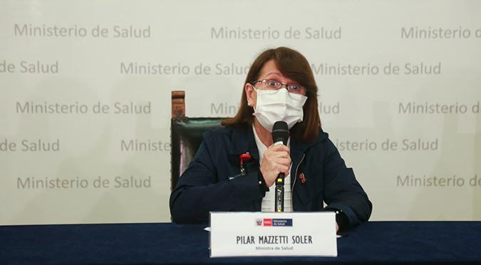 """Ministra de Salud sobre retorno a inmovilización los domingos: """"me parece una medida razonable"""""""