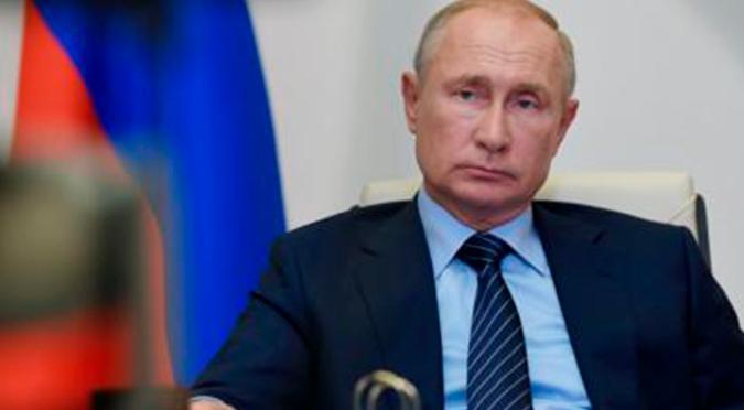 Coronavirus: Putin asegura que Rusia tiene la primera vacuna aprobada