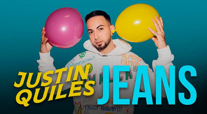 Justin Quiles vuelve a sorprendernos con 'Jeans', su nuevo single | VIDEO