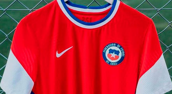 Selección chilena nombra a su camiseta 'La Rojiblanca' y se vuelve viral en redes   FOTO