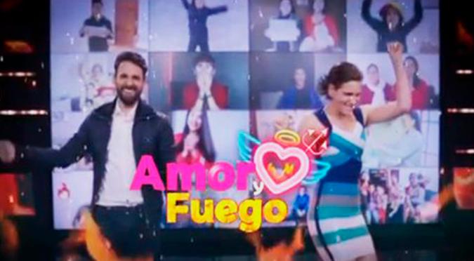 Amor y Fuego: Conoce la fecha y hora de estreno del nuevo programa de Rodrigo González y Gigi Mitre   VIDEO
