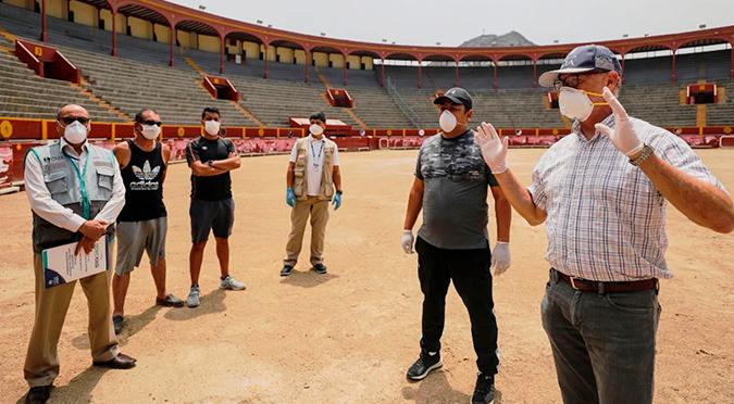 Concejo Municipal de Lima aprueba que Plaza de Acho no sea usada para corrida de toros