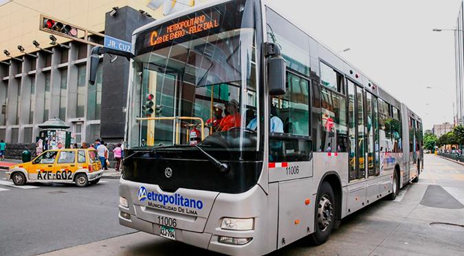 Metropolitano anunció la suspensión de sus rutas alimentadoras debido a pérdidas económicas
