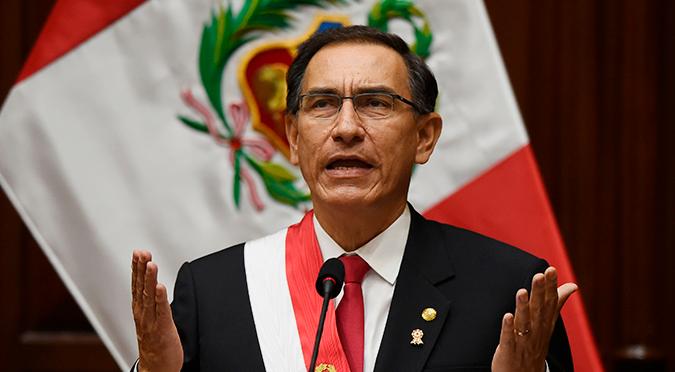 Martín Vizcarra: Pleno del Congreso rechaza vacancia presidencial